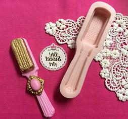 Hair comb Make Up Salon, cupcake decorating food wax soap Si