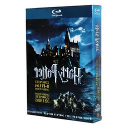 Harry Potter Complete 8-Film Season 1-8