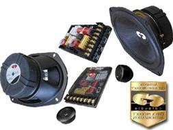 "CDT Audio HD-690COM.2 6"" X 9"" 2-Way COMPONENT Speaker Set Ca"