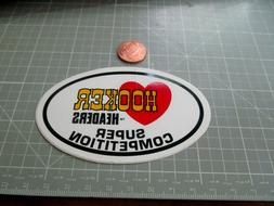 HH SUPER COMP SMALL VINTAGE Sticker Decal Automotive ORIGINA