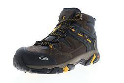 Hi-Tec Forge Elite WP Comp Toe 57040 Mens Brown Leather Work