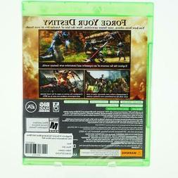 Kingdoms Of Amalur Reckoning /Xbox One Backwards Comp: Xbox