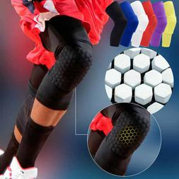 Knee Support Sleeve Compression Brace Basketball For Joint A