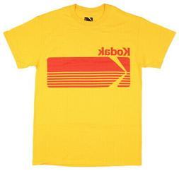 Kodak Men's Photography Company Logo T-Shirt