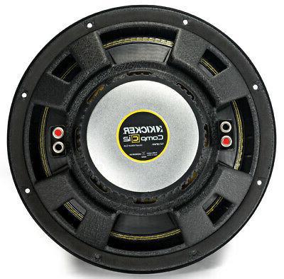 """C Car Audio Dual 4 12"""""""