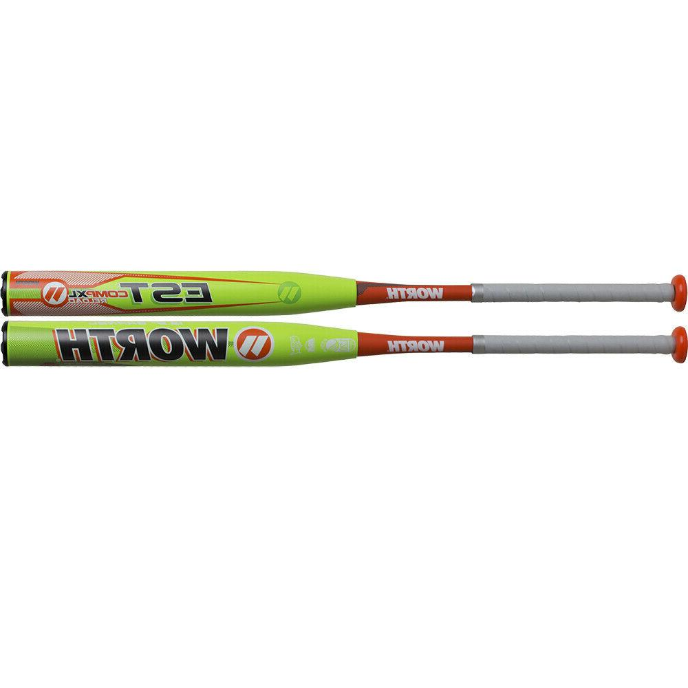2019 est comp xl slowpitch softball bat