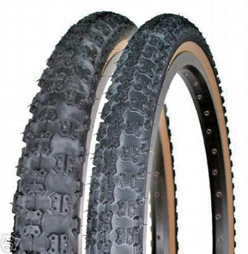 "20x2.125/"" Comp III 3 skinwall BMX tires pair by CST BLACK//SKINWALL 20x1.75/"""