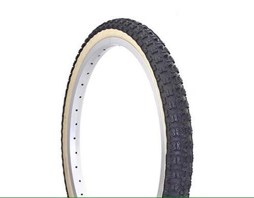 2x 20x1 75 black skinwall bmx bicycle