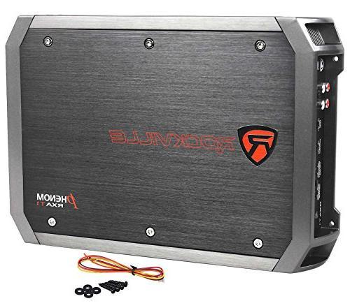 KICKER 43TC104 Comp Subwoofer Box Enclosure+2-Ch. Amplifier+Amp Kit