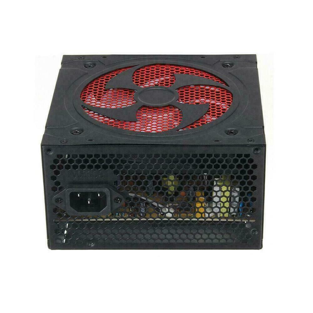 800W 220V PC Power Supply Quiet ATX Gaming PFC 20+4pin Compu