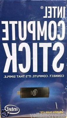Intel - Compute Stick - Intel Atom - 1gb Memory - 8gb Emmc F