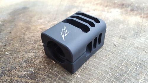 Archon Compensator 9mm 19 Anodize