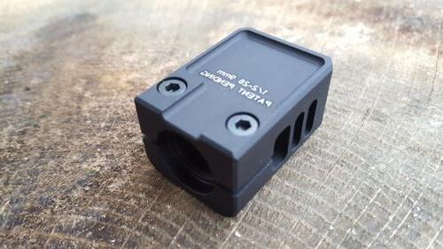 Archon Glock Compensator 9mm 19 Black Anodize