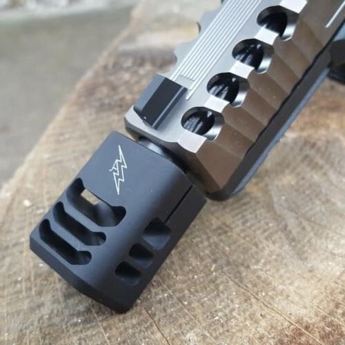 archon mfg glock comp compensator 9mm 1