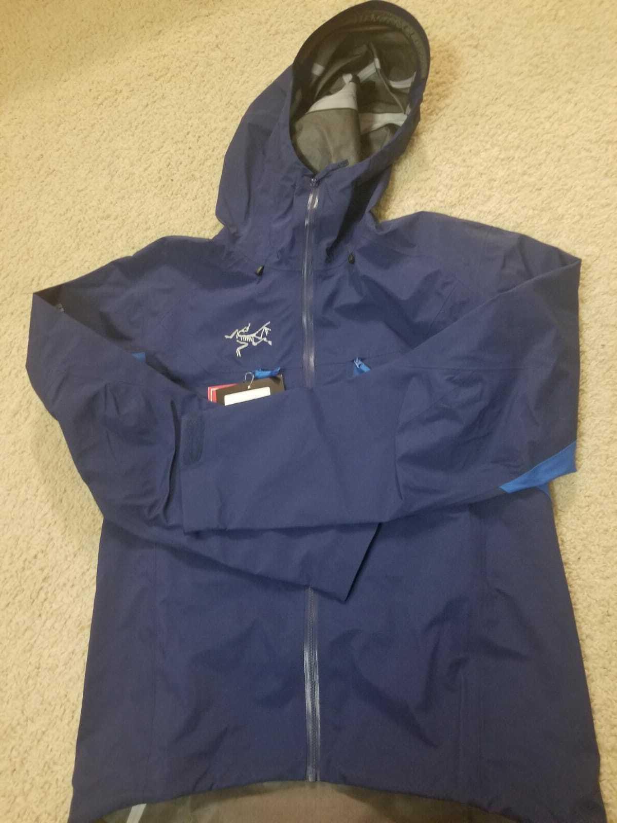arcteryx procline comp jacket triton men new