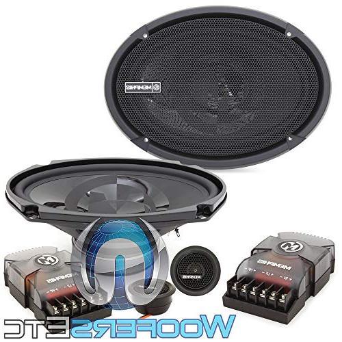 audio prx690c component speaker system