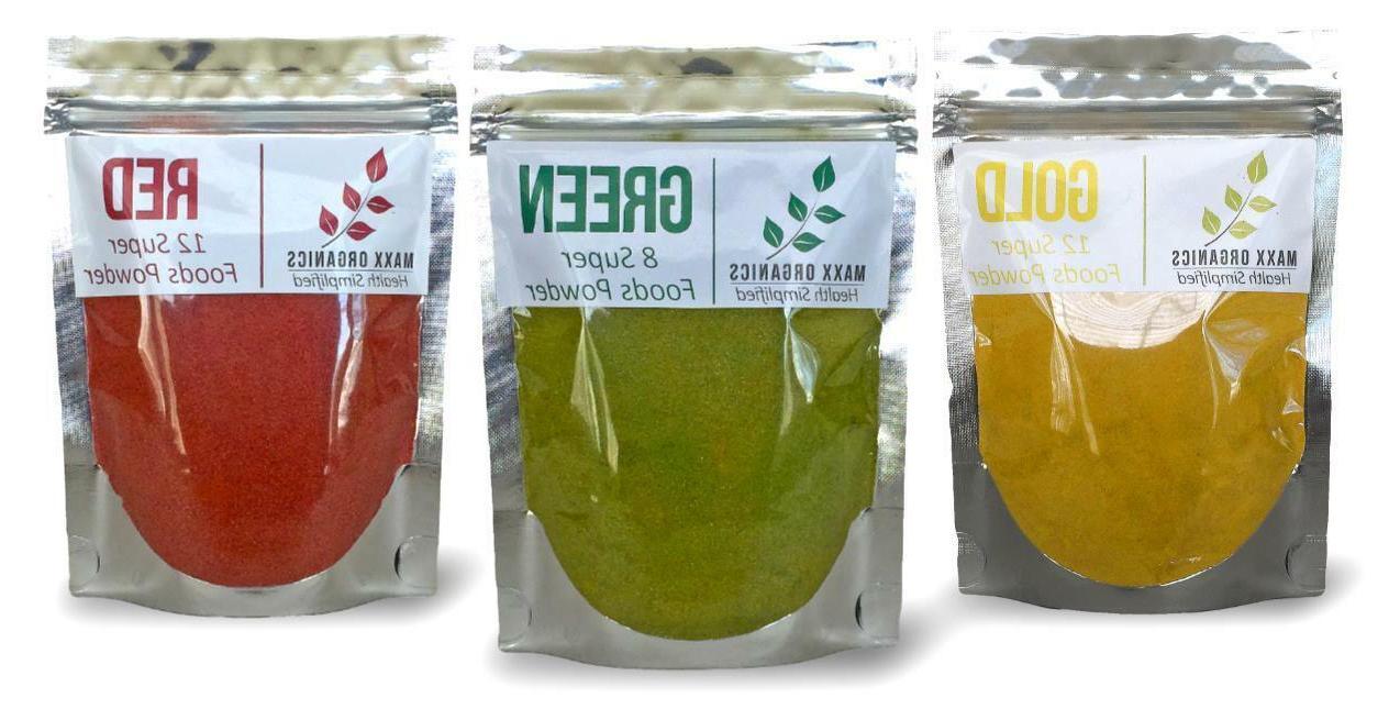 best value green gold reds superfoods powder