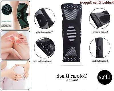 climb support knee pad brace sleeve protect