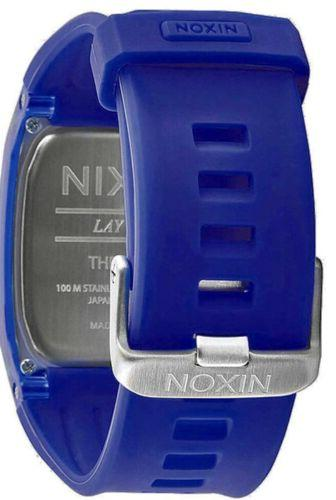 Nixon Comp All Blue Digital Surf Silicone Unisex