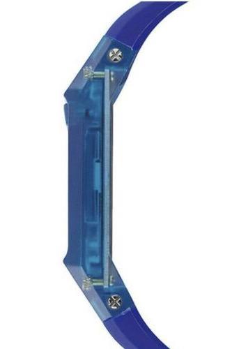 Nixon Comp All Blue Silicone A408