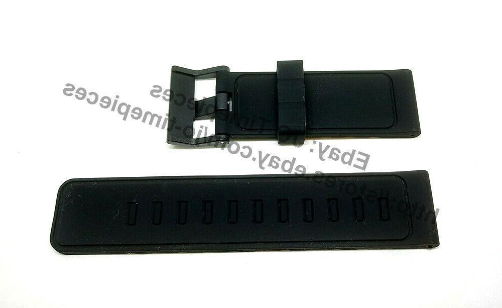 Comp. DZ7164 DZT2010 - 24mm Rubber Watch