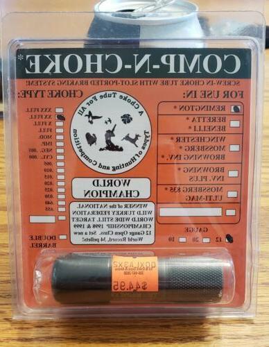 comp n choke 12 ga remington xx