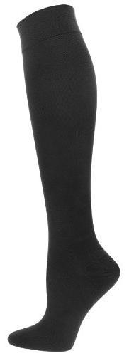 Compression Socks | Mens Black Compression Stocking, fits sh