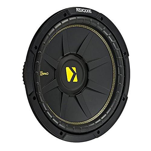 Kicker Comps 500W + A/B Amplifier