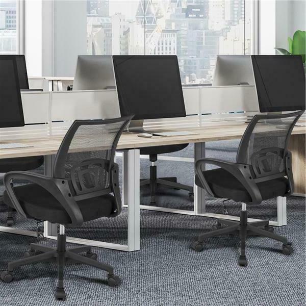 Free Shipping Ergonomic Mesh Office Desk