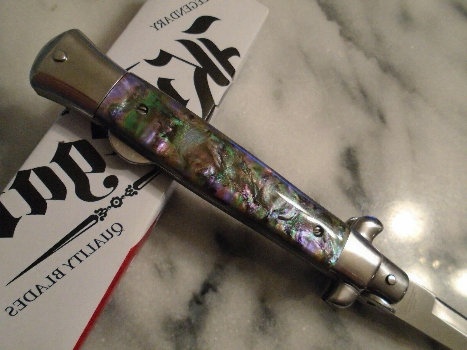 Kriegar Comp Dagger Knife 440 Open