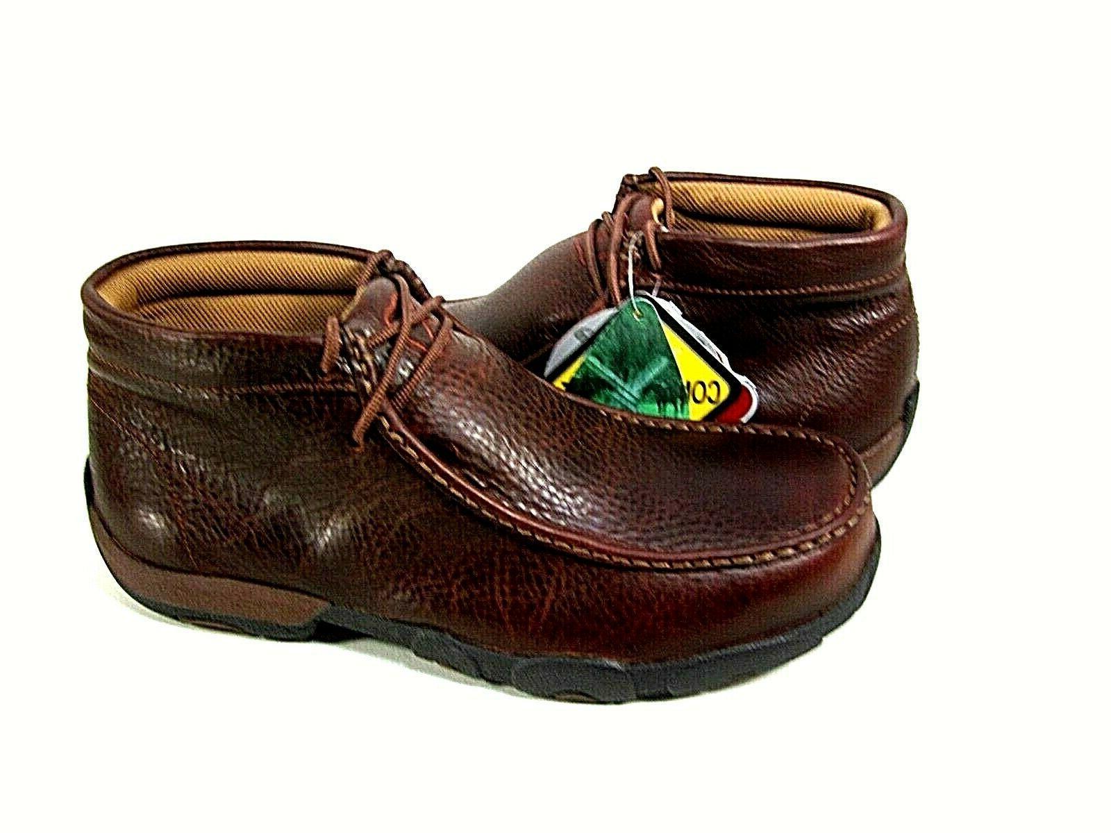 mdmctw1 mens driving mocs boots composite toe