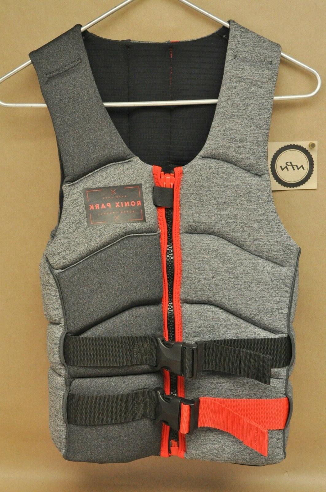 new nwt kinetik comp wakeboard vest 2018