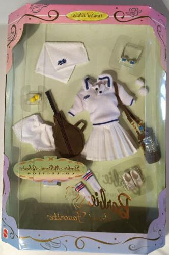 nrfb barbie millicent roberts collection court favorite