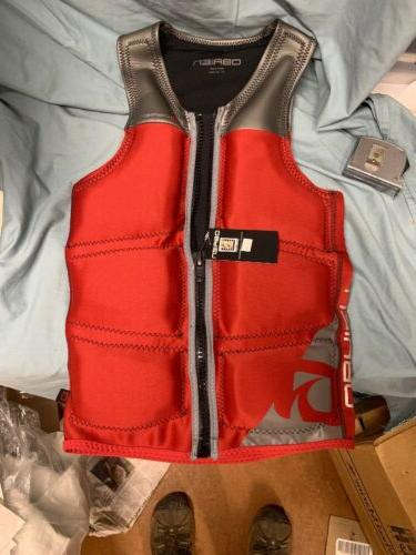 obrien wakeboard comp vest small 32 36