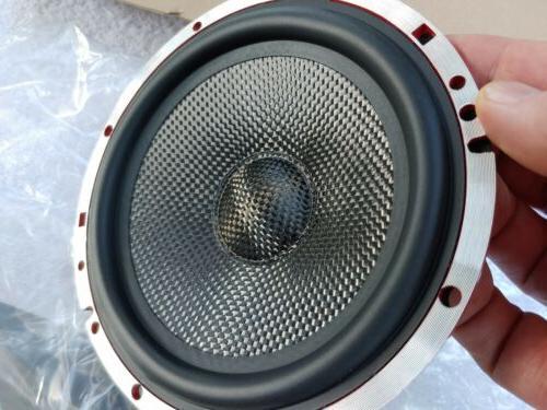 Old Audiophile Woofer CDT Vifa Seas Comp USA