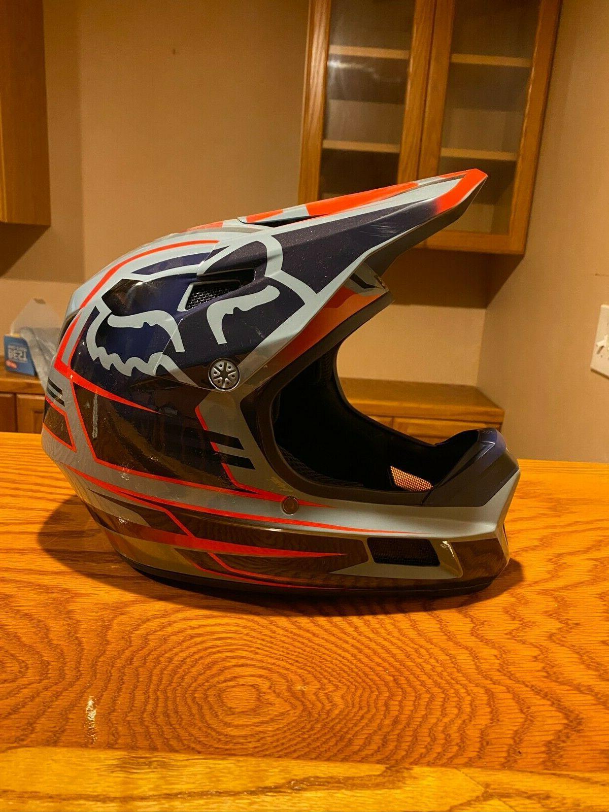 racing rampage comp reno helmet