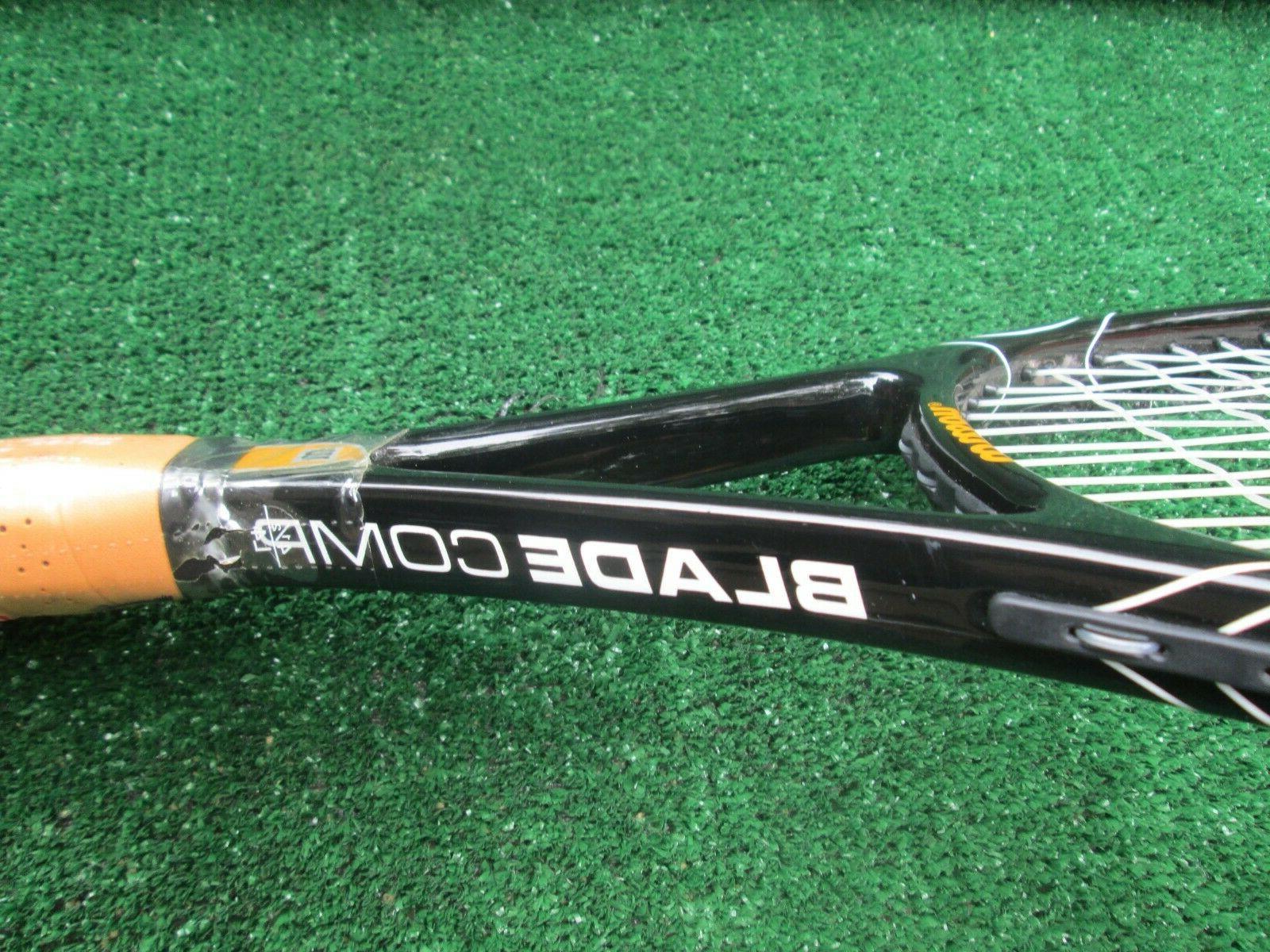 tennis new blade comp tennis racket 4