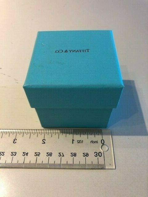 Tiffany&Co Fine Jewelry Blue Box.
