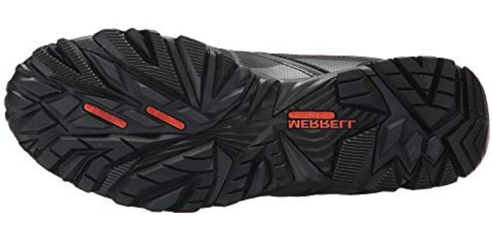 Merrell Trailwork Mid Hiking/Work Boots Waterproof Comp. Safety J15727