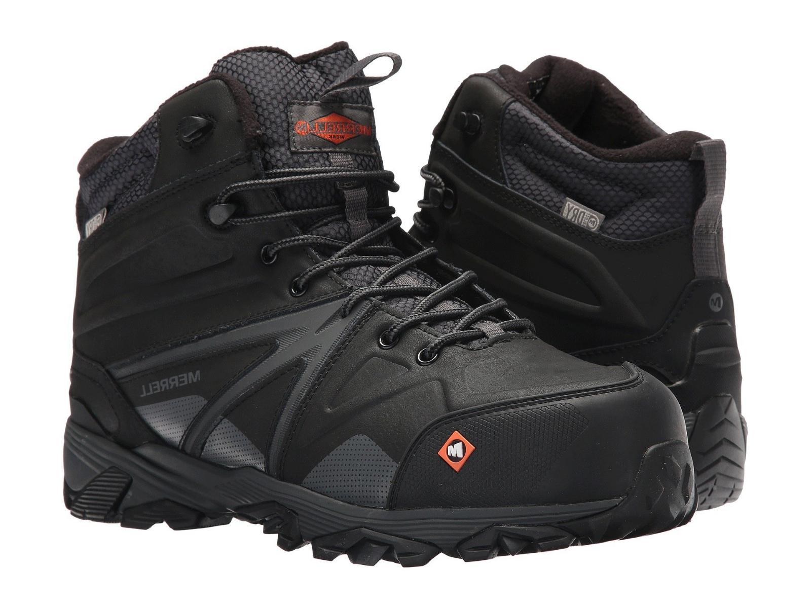 trailwork mid ct hiking work boots waterproof