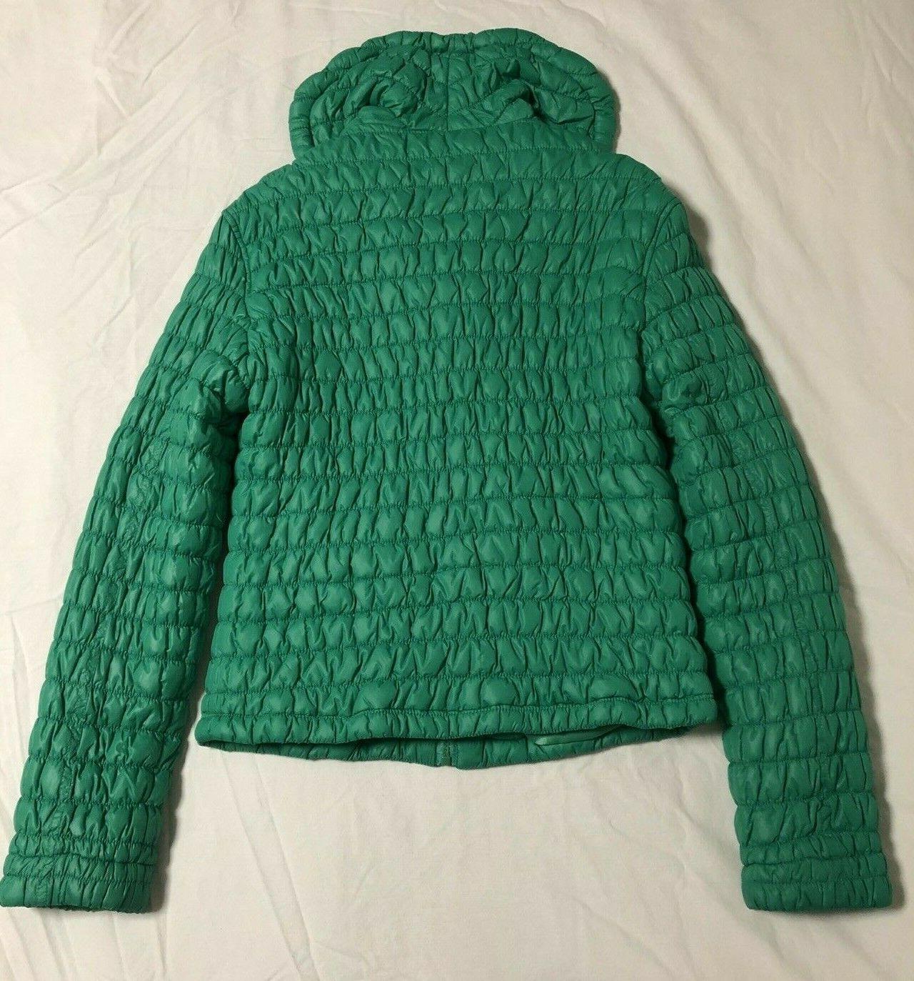 Women's Green Junker Clothing M Lightweight
