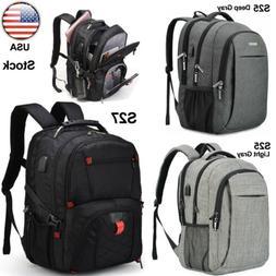 S27 S25 Waterproof Travel Bag USB Laptop Backpack Computer N