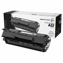 LD Compatible Replacement for HP Q2612A / 12A Black Laser To