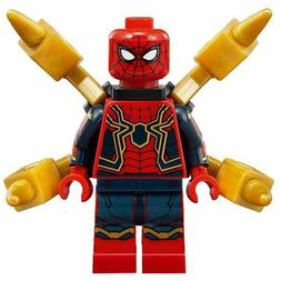lego comp iron spider minifigure