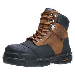"Wolverine Men 6"" Yukon Composite Toe Waterproof Work Boots D"