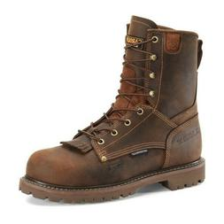"Carolina® Men's 8"" 28 Series Comp Toe Waterproof Work Boots"