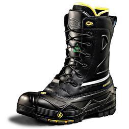 Terra Men's Crossbow Waterproof 9'' Work Boots - Composite T
