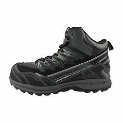 Fila Men's Hail Storm 3 Mid CT Composite Toe Work Boots Char
