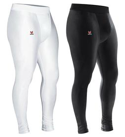 Mens Compression Tights Athletic Base Layers Spandex Sports
