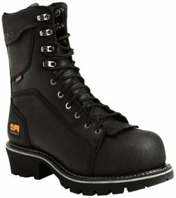 Timberland PRO Mens Rip Saw Comp Toe Logger Work Boot- Pick